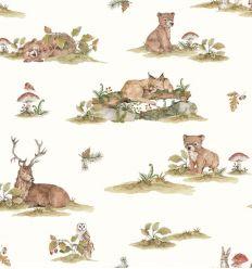 dekornik - wallpaper in the forest