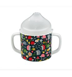 sugarbooger - sippy cup hedgehog