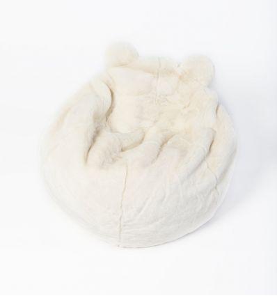wild & soft - bean bag polar bear