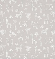 harlequin - carta da parati funky jungle stone