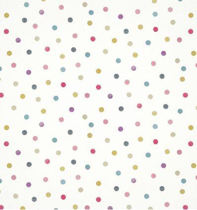 harlequin - wallpaper bon bon raspberry/grape/blossom