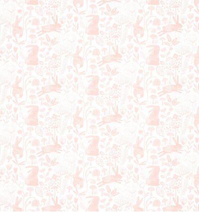 harlequin - carta da parati into the meadow powder