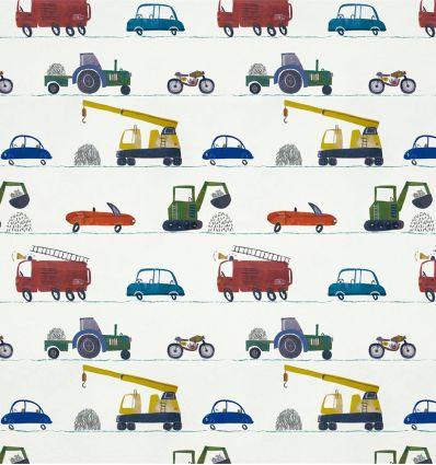 harlequin - wallpaper just keep trucking