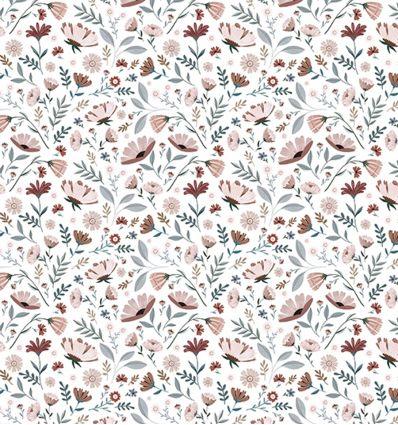LILIPINSO wallpaper ocean flowers