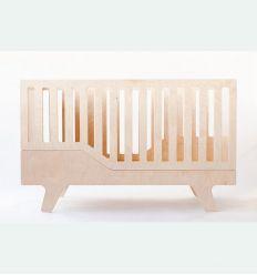 lettino evolutivo in legno dream (naturale)