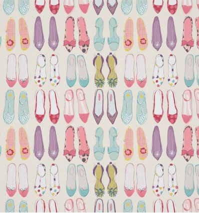 HARLEQUIN fabric world at your feet