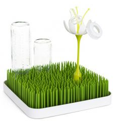 boon - grass+stem countertop drying rack
