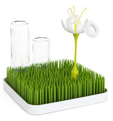 boon - grass+stem gocciolatoio per biberon e ciucci